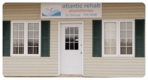 Atlantic Rehab Physiotherapy St. George Location