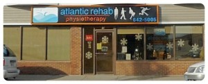 Atlantic Rehab Physiotheraphy Saint John Location