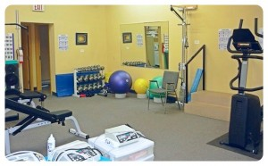 Atlantic Rehab Physiotheraphy Saint John Interior Location